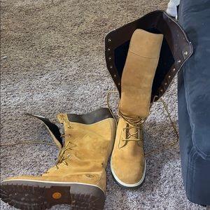 Timberland boots high